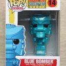 Funko Pop Retro Toys Rock 'Em Sock 'Em Robots Blue Bomber + Free Protector