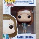 Funko Pop Community Annie Edison + Free Protector