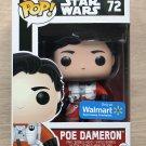 Funko Pop Star Wars Poe Dameron + Free Protector