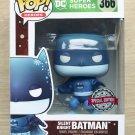 Funko Pop DC Heroes Silent Knight Batman (Box Damage) + Free Protector