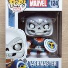 Funko Pop Marvel Taskmaster + Free Protector