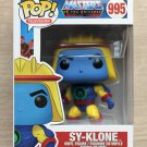 Funko Pop Masters Of The Universe Sy-Klone + Free Protector