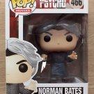 Funko Pop Psycho Norman Bates + Free Protector