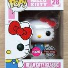 Funko Pop Hello Kitty (Classic) Flocked + Free Protector