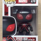Funko Pop Marvel Spider-Man Big Time Suit + Free Protector