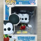 Funko Pop Disneyland 65th Anniversary Matterhorn Bobsleds Mickey + Protector