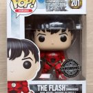 Funko Pop Justice League The Flash Unmasked + Free Protector