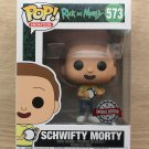 Funko Pop Rick And Morty Schwifty Morty + Free Protector