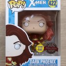 Funko Pop Marvel X-Men Dark Phoenix GITD + Free Protector