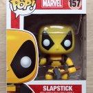 Funko Pop Marvel Deadpool Slapstick + Free Protector