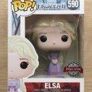 Funko Pop Disney Frozen II Elsa + Free Protector