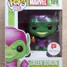 Funko Pop Marvel Green Goblin Walgreens (Light Creasing) + Free Protector