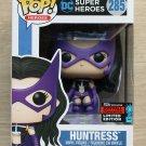 Funko Pop DC Heroes Huntress NYCC + Free Protector