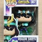 Funko Pop Saint Seiya Dragon Shiryu + Free Protector