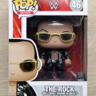Funko Pop WWE The Rock + Free Protector