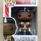 Funko Pop WWE Big E + Free Protector