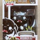 Funko Pop Games Don't Starve Webber & Warrior Spider + Free Protector