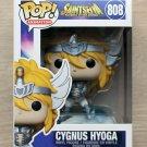 Funko Pop Saint Seiya Cygnus Hyoga + Free Protector