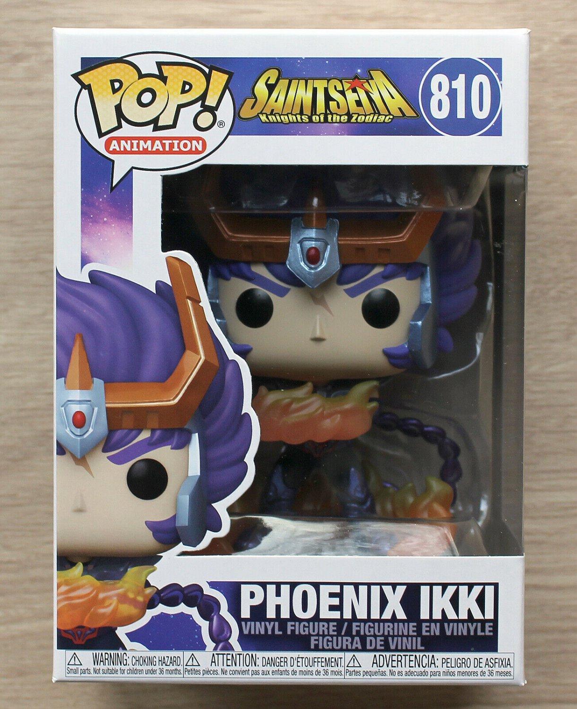 Funko Pop Saint Seiya Phoenix Ikki + Free Protector