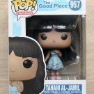 Funko Pop The Good Place Tahani Al-Jamil + Free Protector