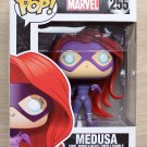 Funko Pop Marvel Medusa + Free Protector