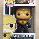 Funko Pop The Flash Reverse Flash + Free Protector