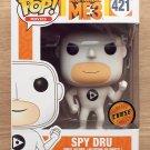 Funko Pop Despicable Me 3 Spy Dru CHASE + Free Protector