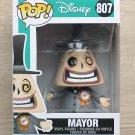 Funko Pop Disney NBC Mayor + Free Protector