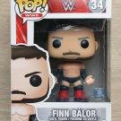 Funko Pop WWE Finn Balor + Free Protector