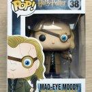 Funko Pop Harry Potter Mad-Eye Moody + Free Protector