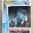 "Funko Pop Disney Frozen II The Water Nokk Frozen 6"" + Free 6"" Protector"