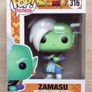 Funko Pop Dragon Ball Z Zamasu GITD + Free Protector