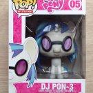 Funko Pop My Little Pony DJ Pon-3 + Free Protector