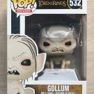 Funko Pop The Lord Of The Rings Gollum + Free Protector
