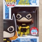 Funko Pop DC Heroes Batgirl NYCC + Free Protector