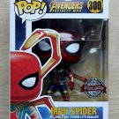 Funko Pop Marvel Avengers Infinity War - Iron Spider With Legs + Free Protector