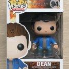 Funko Pop Supernatural Dean (Box Damage) + Free Protector