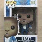 Funko Pop Disney Beauty & The Beast - Beast Flocked + Free Protector