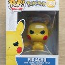 Funko Pop Pokemon Pikachu Angry + Free Protector