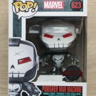 Funko Pop Marvel Punisher War Machine + Free Protector