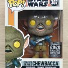 Funko Pop Star Wars Concept Series Chewbacca + Free Protector