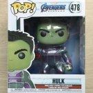 "Funko Pop Marvel Avengers Endgame Hulk Infinity Gauntlet 6"" + Free Protector"