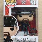 Funko Pop WWE The Undertaker Boneyard + Free Protector