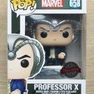 Funko Pop Marvel X-Men Professor X Cerebro + Free Protector