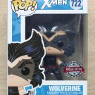 Funko Pop Marvel X-Men Wolverine Retro + Free Protector
