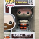 Funko Pop The Silence Of The Lambs Hannibal Lecter + Free Protector