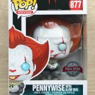 Funko Pop IT Chapter 2 Pennywise With Glow Bug + Free Protector