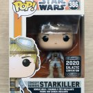 Funko Pop Star Wars Concept Series Starkiller + Free Protector