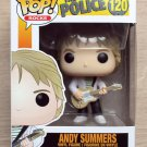 Funko Pop Rocks The Police Andy Summers + Free Protector