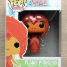 Funko Pop Adventure Time Flame Princess + Free Protector
